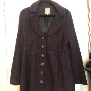 Nanette Lepore Sweater Coat